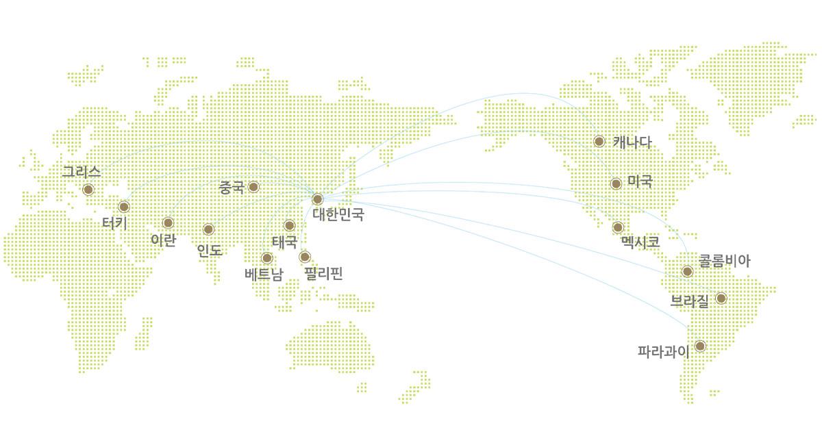 세계지도 네트워크 이미지